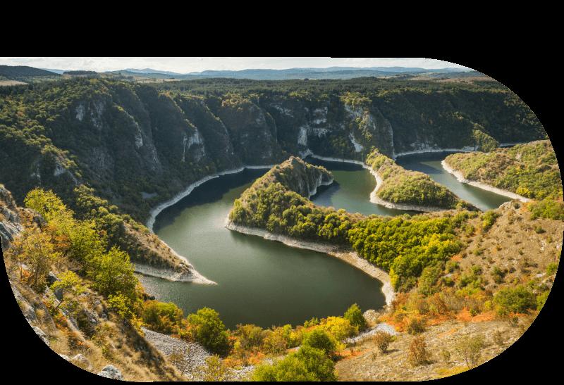 Serbia, Uvac