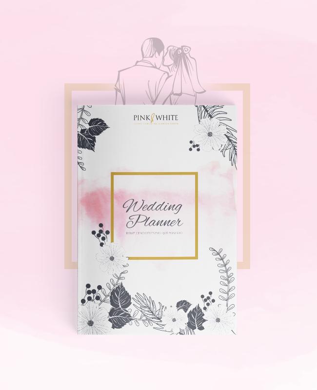 Pink and White | Wedding Planner Design